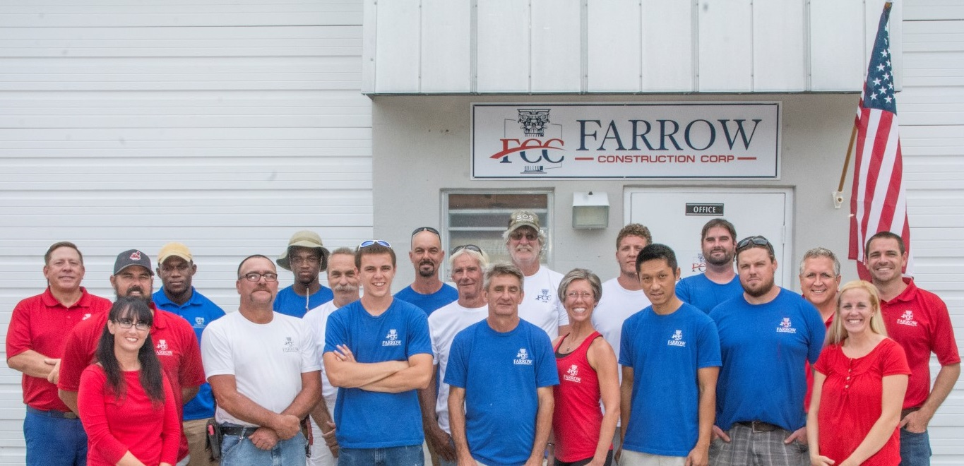 Farrow Construction Crew